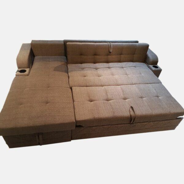 l shape sofa bed